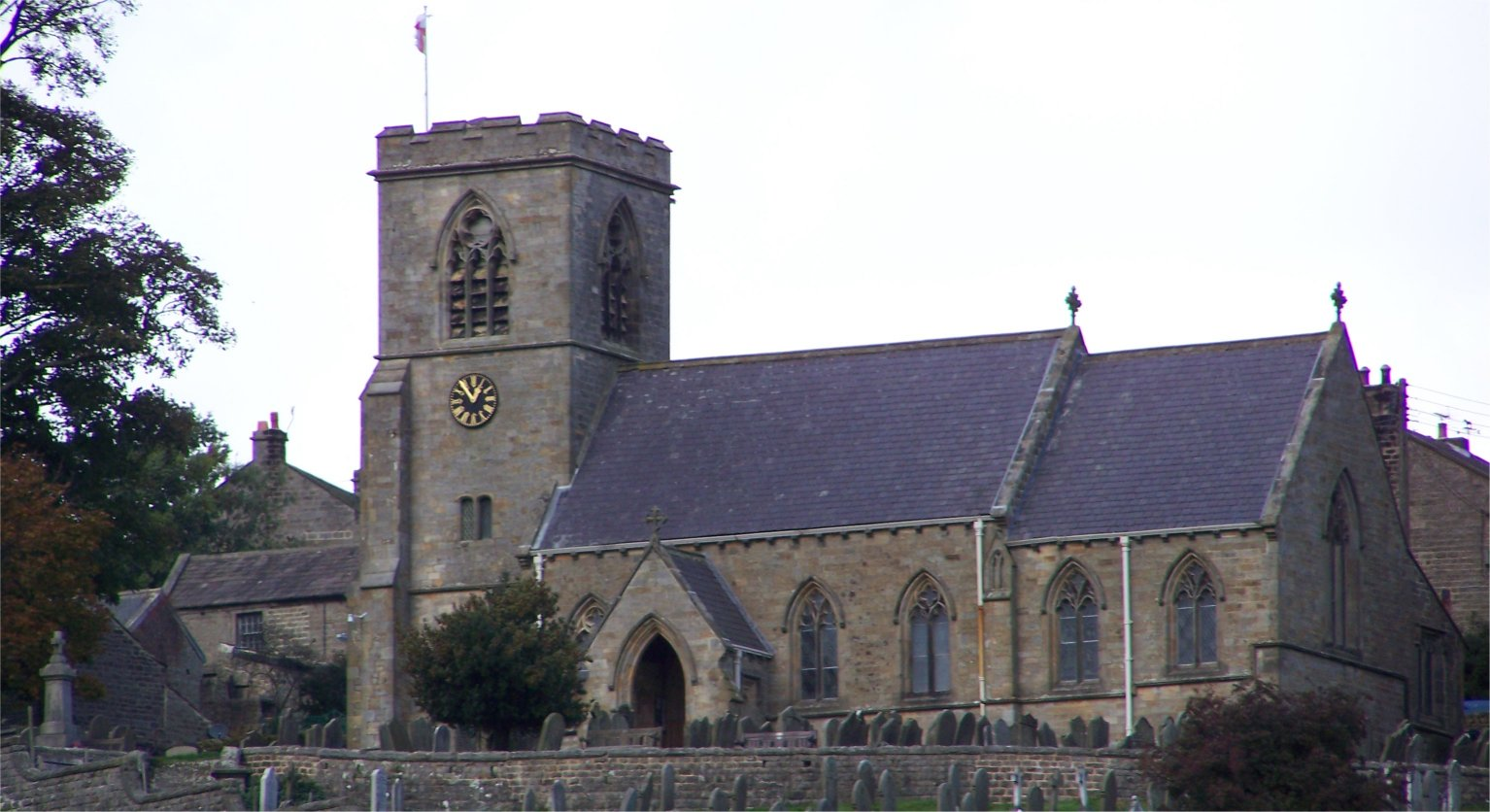 Saint Chads Church, Middlesmoor